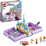 LEGO Disney Princess Anna and Elsa's Storybook Adventures for age 5+ years old 43175