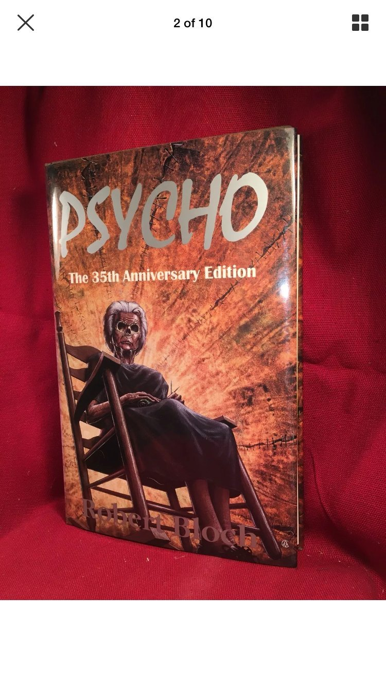Psycho, 35th Anniversary Edition