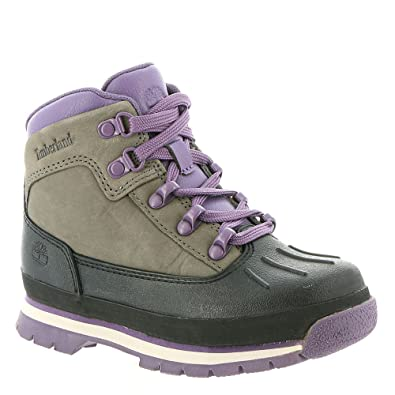da5380603ed Timberland Kids Womens Euro Hiker Shell Toe (Little Kid)