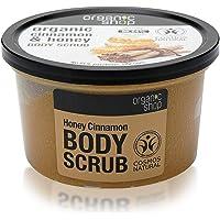 Organic Shop Body Scrub Natural Cinnamon and Honey 250ml