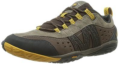 97ef73f48d77b7 Merrell Barefoot Life Venture Glove, Chaussures de Marche Nordique pour  Homme Marron Brown (Otter