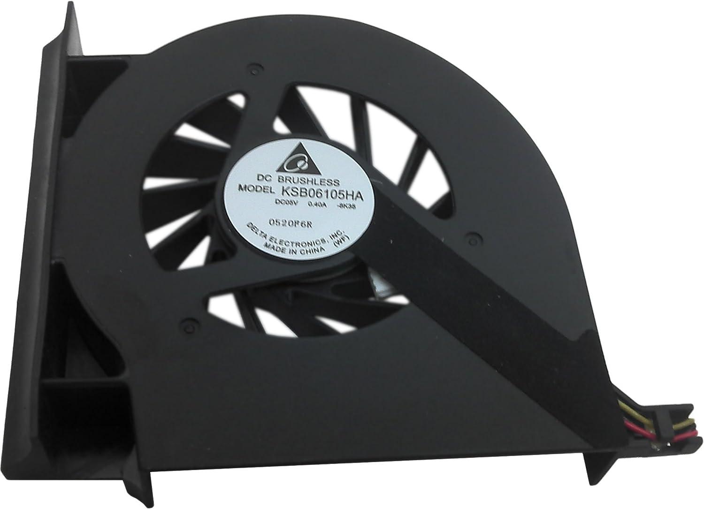 Fan Cooler Ventola//radiatore per HP Compaq Presario g61 g71 cq61 cq71 NUOVO