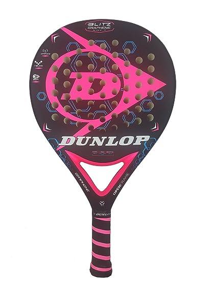 Dunlop Pala de Pádel Blitz Graphene Soft: Amazon.es ...