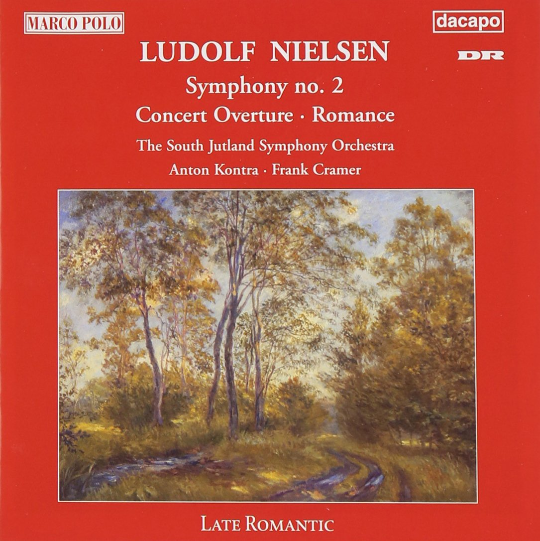 Ludolf Nielsen: Symphony No. 2; Orchestral Works