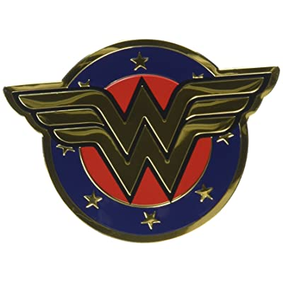 Original Wonder Woman Wonder Woman Shield Officially Licensed Original Artwork: Toys & Games