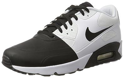 huge discount 9b6bf 34cfe Nike Herren Air Max 90 Ultra 2.0 Se Sneakers, Schwarz Black White, 40.5