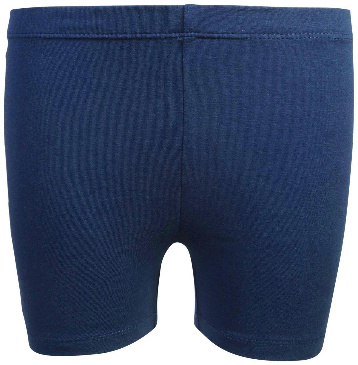 Beverly Hills Polo Club Girls School Uniform Bike Short (3 Pack), Navy, 4/5' by Beverly Hills Polo Club (Image #2)