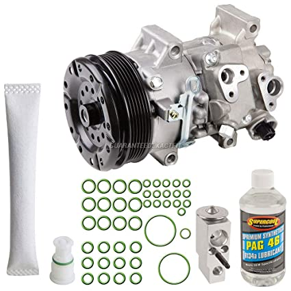 AC Compressor w/A/C Repair Kit For Scion xD 2011 2012 2013 2014