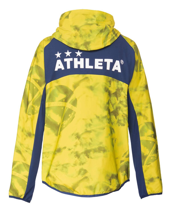 e8448828289d2 Amazon.co.jp: ATHLETA(アスレタ) ストレッチトレーニングジャケット 04124: スポーツ&アウトドア
