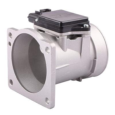 MOSTPLUS F67F12B579BA MAF Mass Air Flow Sensor for 1996-2001 Ford Aerostar Escort Ranger Taurus Mazda B2300 B2500 B3000 Mecury Sable Tracer: Automotive