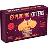 Exploding Kittens Party - A Russian Roulette Card Game, Easy Family-Friendly Party Games - Card Games for Adults, Teens & Kid