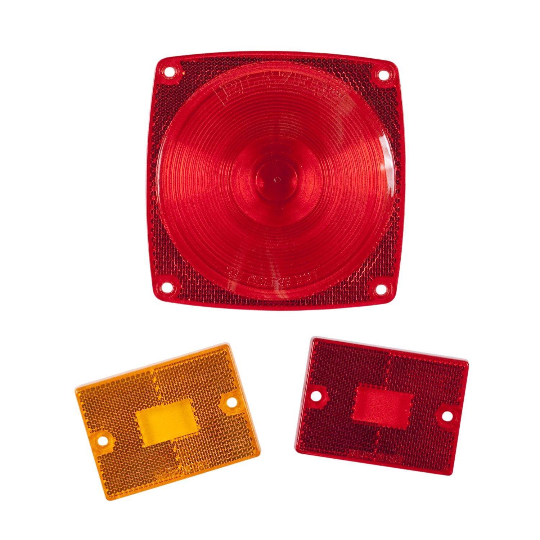 Red Blazer B9427R Rectangular Replacement Lens