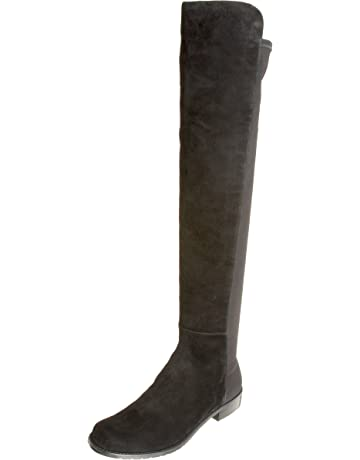 c02c07e6f13 Stuart Weitzman Women s 5050 Over-the-Knee Boot