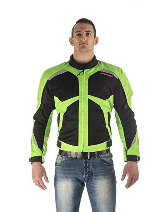 62d6dcd5f5a AGV Chaqueta de moto textil para hombres