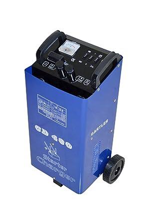 Cargador de la batería de coche 12 V 24 V, con ayuda de ...