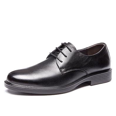 LEDLFIE Herren Schuhe Business Kleid Leder Schuhe Jugend Flut Schuhe