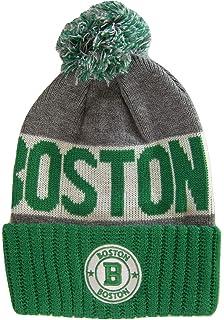 00770c2215a61a Amazon.com : adidas Boston Bruins 2019 Winter Classic Cuffed Pom ...
