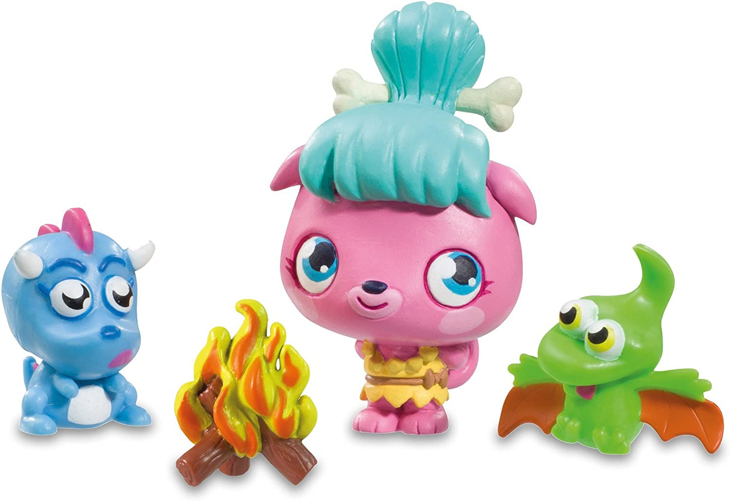 Moshi Monsters Poppet Goes Playset Toys Games