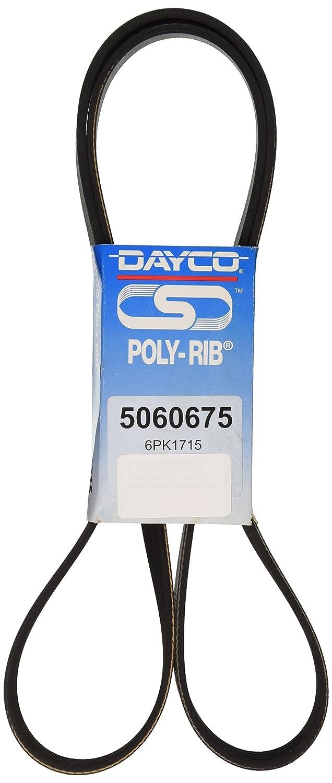 Dayco 5060675 Serpentine Belt