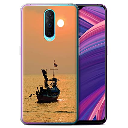 Amazon com: eSwish Gel TPU Phone Case/Cover for Oppo RX17