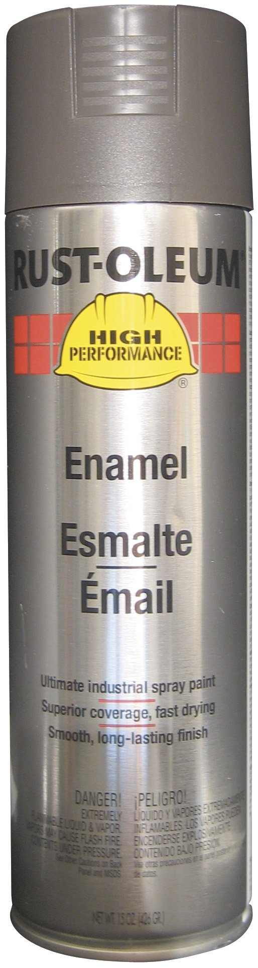 Rust-Oleum 209565 V2100 System Enamel Spray Paint, 15-Ounce, Anodized Bronze by Rust-Oleum