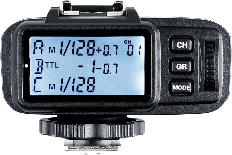 X1N i-TTL Wireless 2.4 G Flash Remote Trigger Transmitter Receiver for Nikon Series Cameras X1N KIT
