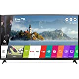 LG 43UJ630V 43 inch 4K Ultra HD HDR Smart LED TV (2017 Model)