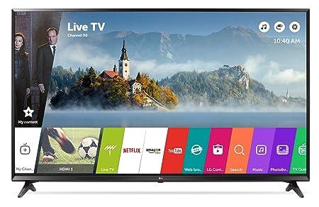 Lg 43uj630v 43 Inch 4k Ultra Hd Hdr Smart Led Tv 2017 Model