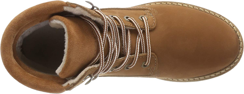 Tamaris Damen 25242-21 Combat Boots Rot Brick 540