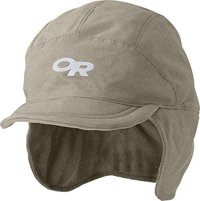 957ace99b9879 Amazon.com  Outdoor Research Rando Cap Khaki M  Sports   Outdoors