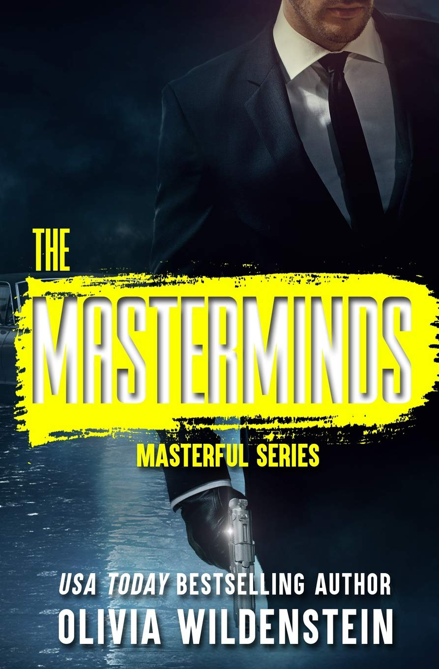 Read Online The Masterminds (Masterful) pdf