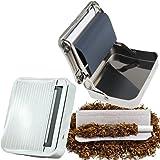 1st choice distributions 5060250460202 Machine à Roulage Automatique de Cigarettes, Métal, Blanc, 1 x 1 x 1 cm