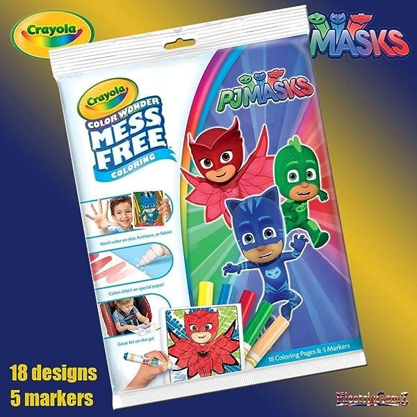 Doc Mac Stuffins 1-Pack Color Wonder Coloring Pad Doc - 75-0218 Crayola