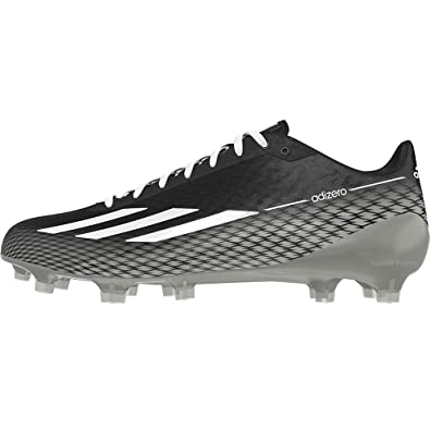 adidas adizero 5Star 3 0 Mens Football Cleats 12 5 Black Running White
