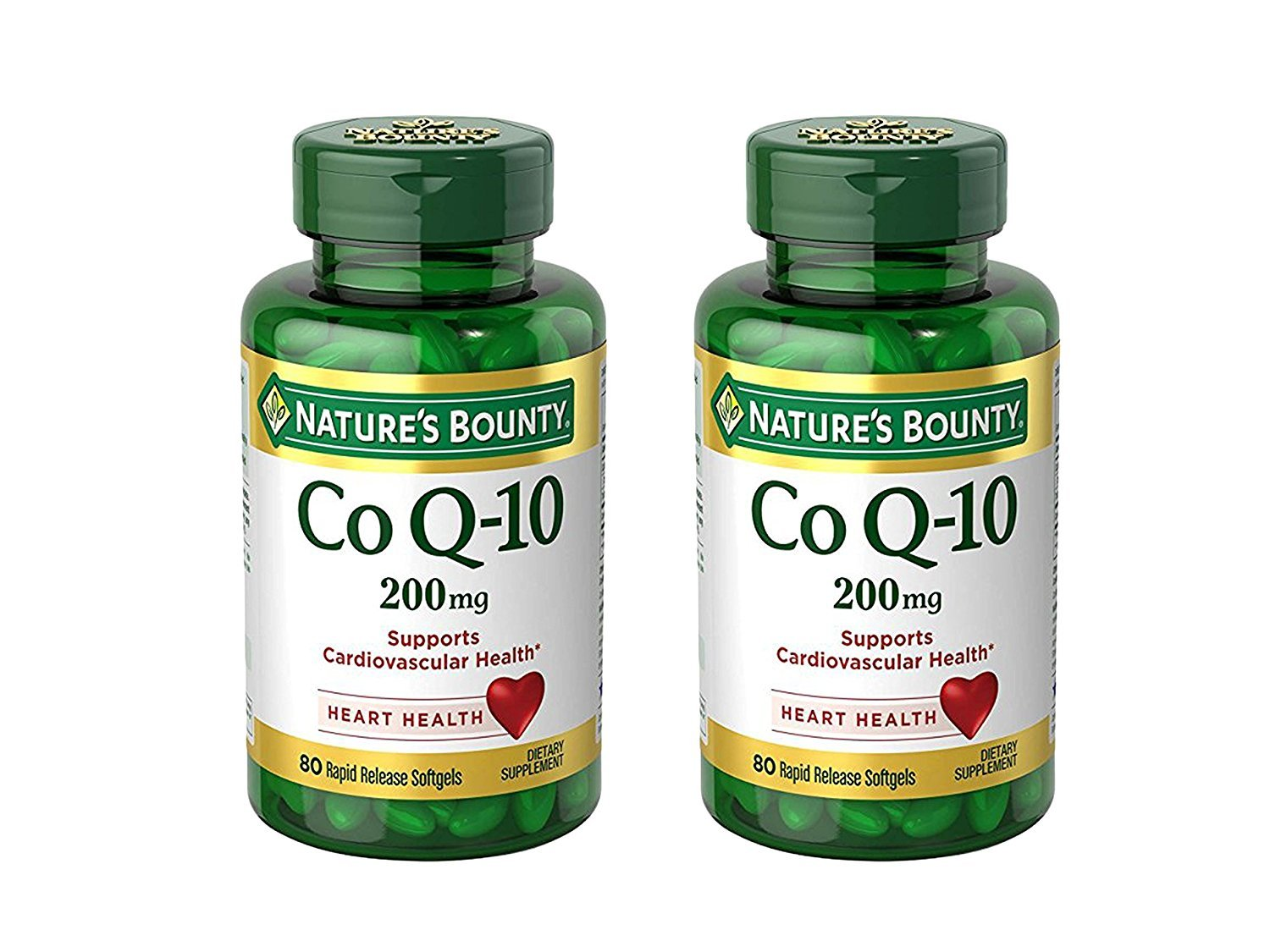 Nature S Bounty Co Q   Mg  Tablets