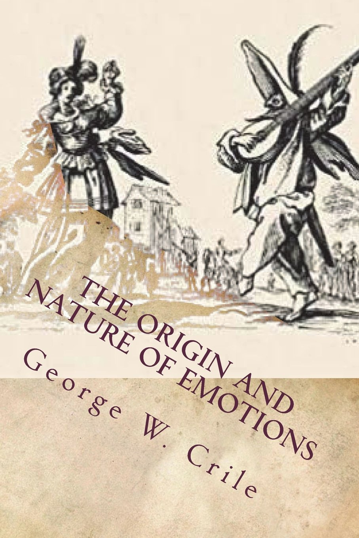 The Origin and Nature of Emotions pdf epub