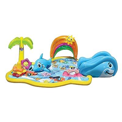 BANZAI Splish Splash Water Park: Toys & Games