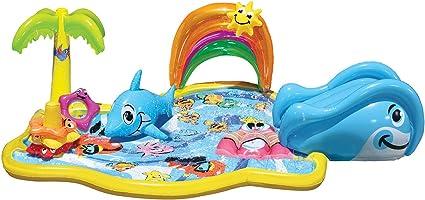 Amazon.com: Piscina Splish Splash para Bebés con ...