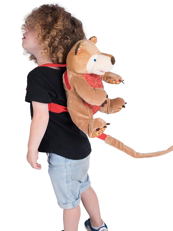 d60193cbee1e Eric Carle The Very Hungry Caterpillar Bear Backpack