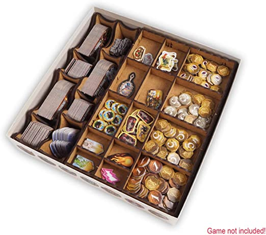 docsmagic.de Organizer Insert for Small World Box - Encarte: Amazon.es: Juguetes y juegos