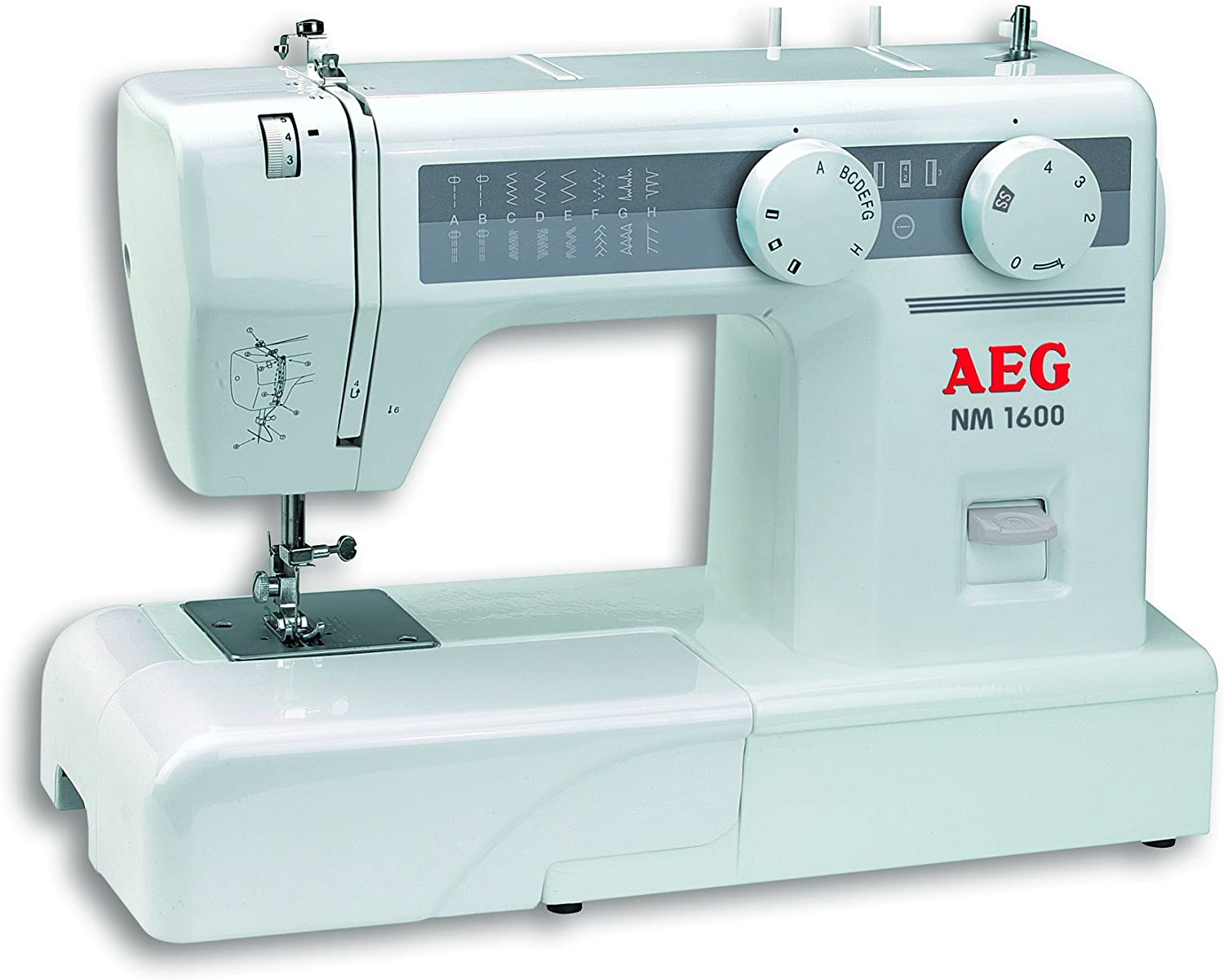 AEG NM 1600: Amazon.es: Hogar