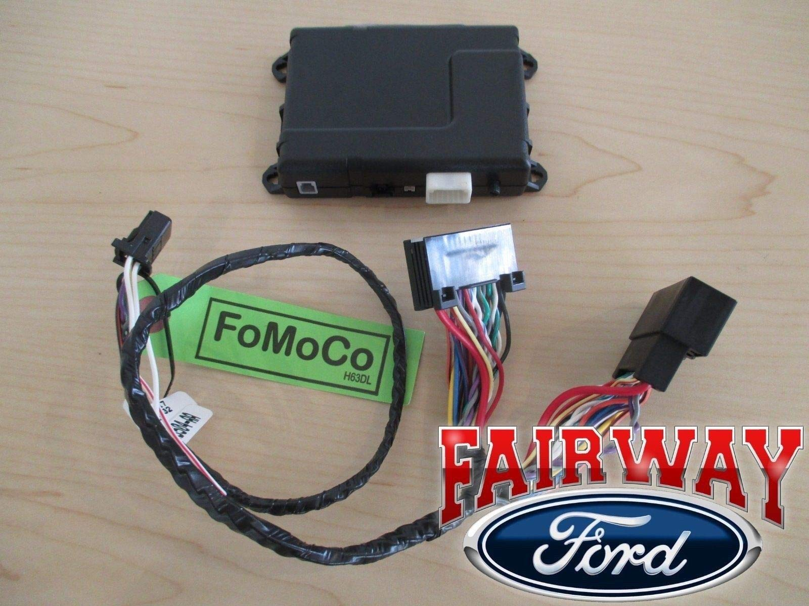 Ford JS7Z-19A361-A Vehicle Security System by Ford