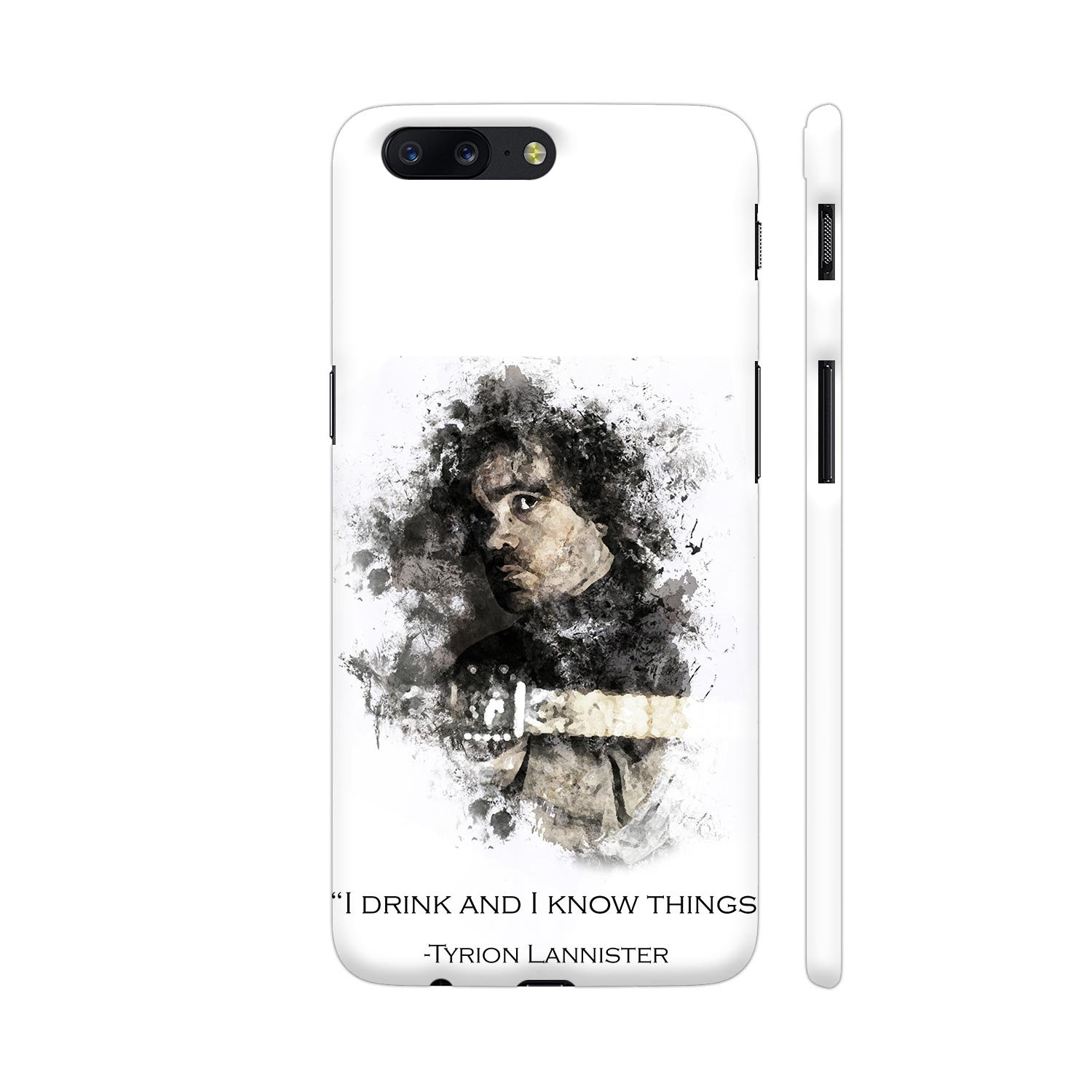 official photos 358ab d69b0 Colorpur Tyrion Lannister Game of Thrones Printed Back: Amazon.in ...