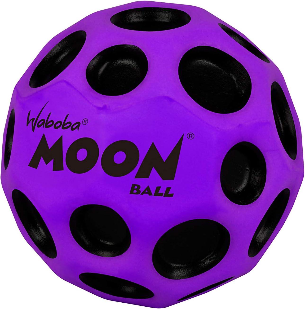 Waboba- Moon Bouncing Ball, Color coloreado (AZ-321-P): Amazon.es ...