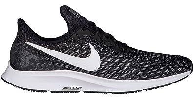 Nike Air Zoom Pegasus 35 Laufschuhe Damen black gunsmoke oil grey white