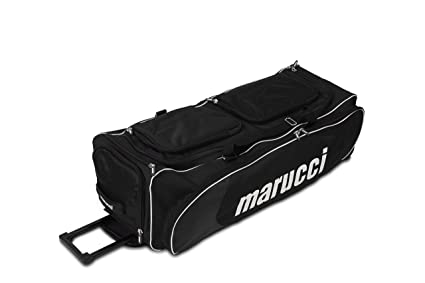 139daffa90ff Amazon.com   Marucci 2014 Wheeled Gear Bag