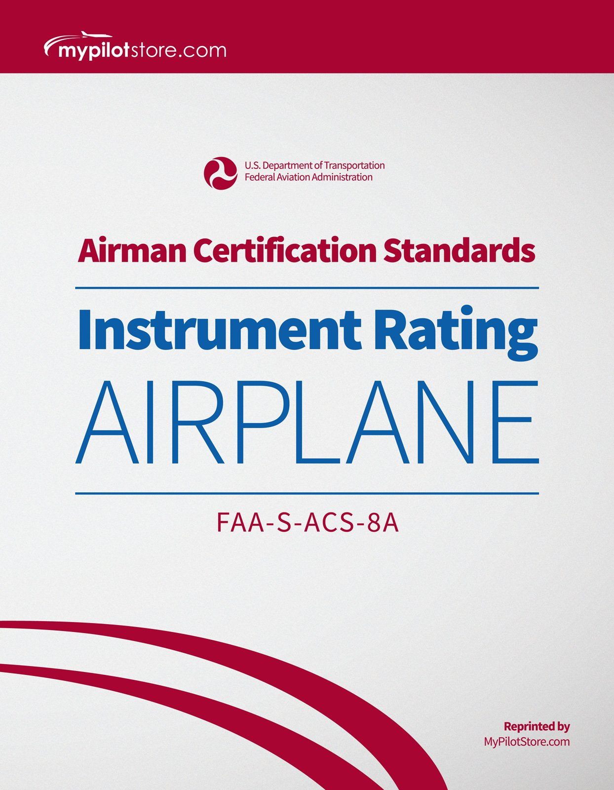 Faa airman certification standards acs instrument rating faa airman certification standards acs instrument rating airplane faa 9781936506057 amazon books xflitez Choice Image