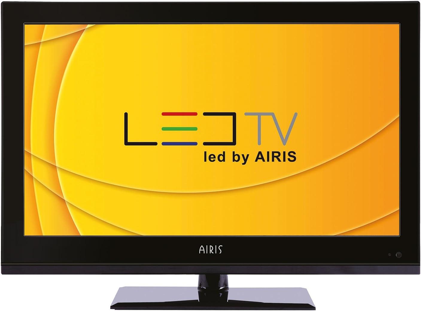 Airis Mw24Bl - Televisión LED de 24 pulgadas Full HD color negro: Amazon.es: Electrónica