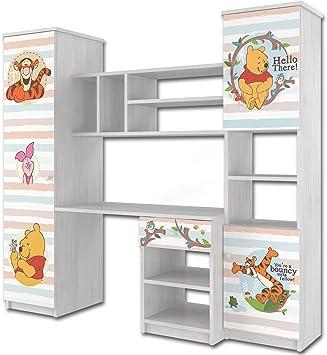 Disney – Armario de Pared para habitación de los Niños IDIMEX Mesa ...