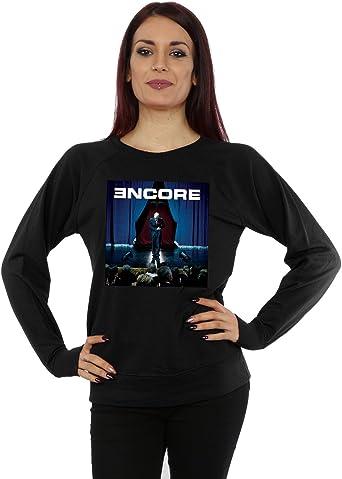 Eminem Mujer Encore Album Cover Camisa De Entrenamiento ...
